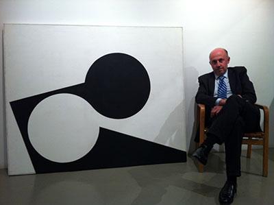 Jos de la mano galerista el arte espa ol de los a os 50 - Galerista de arte ...