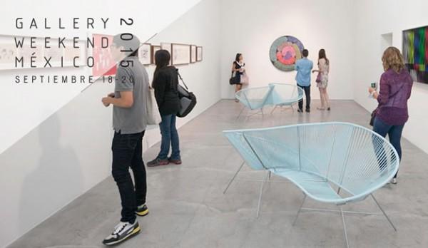 Gallery Weekend México 2016