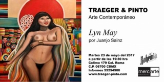 Juanjo Sainz. Lyn May