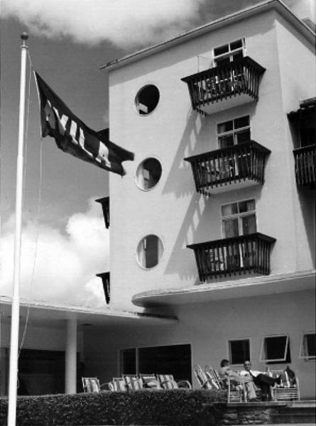 5. Avila (f. 1948 - Tomado de Caracas en retrospectiva)