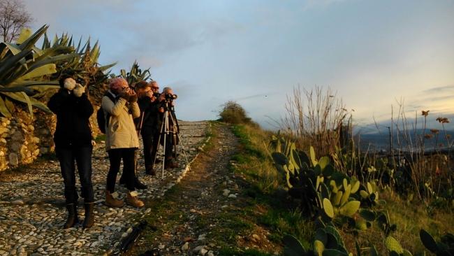 En ruta - curso de fotografía nivel intermedio