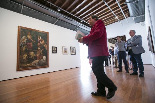 Obras de José Arencibia Gil, de 'Los pasos perdidos' – Cortesía del Centro Atlántico de Arte Moderno (CAAM)