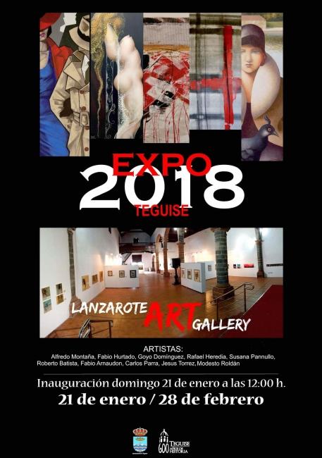 Expo 2018 Villa de Teguise