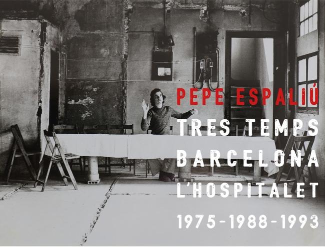 """Exposición """"Pepe Espaliú 3 temps"""""""