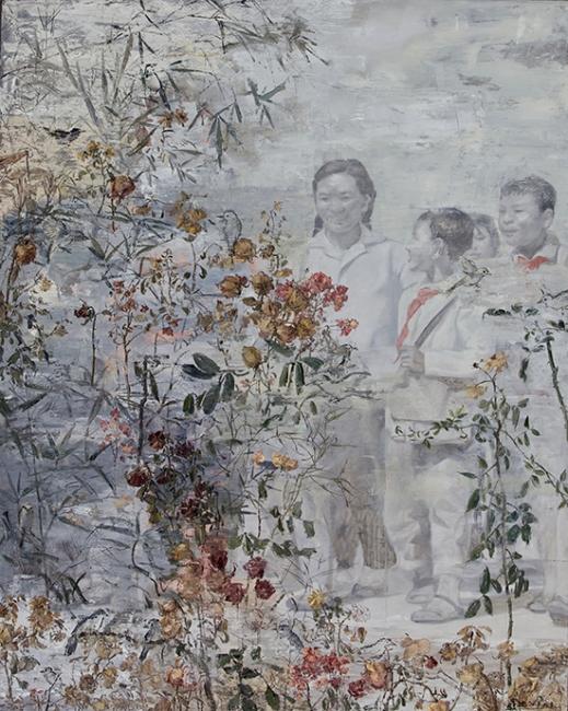 Entre las flores, 2017 - 2018