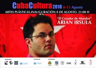 Arián Irsula López. El Creador de Mundos