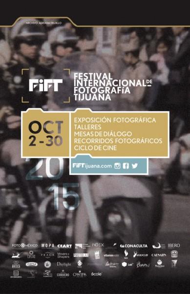 Festival Internacional de Fotografía Tijuana FIFT 2015