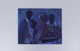 Emilia Azcárate, S/T (20 Negro Con Mulata. Produce Sambo), 2016