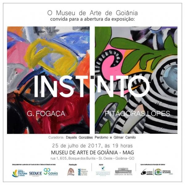Instinto exposici n pintura jul 2017 arteinformado - Pintura instinto ...