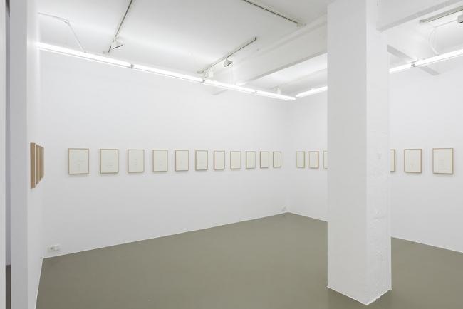 Vista de la exposición – Cortesía de Maisterravalbuena Madrid