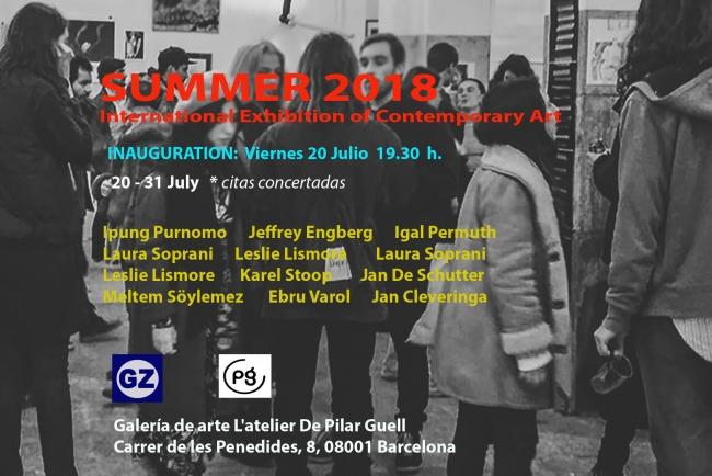 Summer 2018 en Barcelona