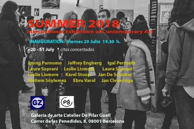 """Summer 2018"" en Barcelona"