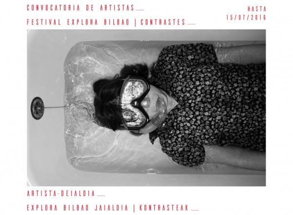 Convocatoria Artistas Vascos Festival Explora Bilbao | Contrastes | 2016