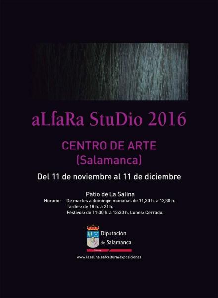 Temporada 2016 en Alfara Studio