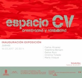 Espacio CV. Creatividad y Visibilidad
