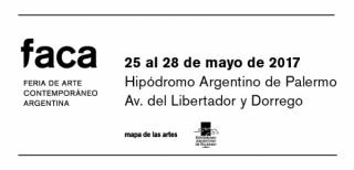 Cortesía de FACA - Feria de Arte Contemporáneo Argentina