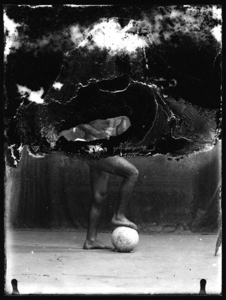 Untitled, Antranik Anouchian, Studio portrait, Tripoli, Lebanon, 1940's. Courtesy of the Arab Image Foundation. Collection Mohsen Yammine