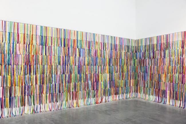 Rivane Neuenschwander. Eu desejo o seu desejo, 2003.Thyssen-Bornemisza Art Contemporary Collection. Viena