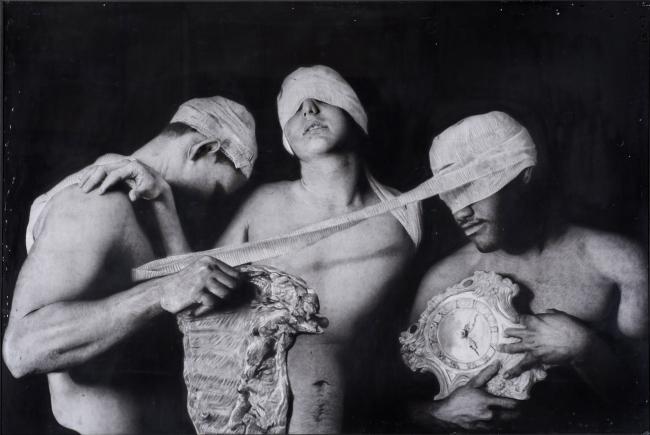 Carlos Gómez Mojica. 'La perpetua moda de la piel' (2013) – Cortesía del MEAM