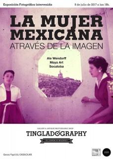 La mujer mexicana. A través de la imagen