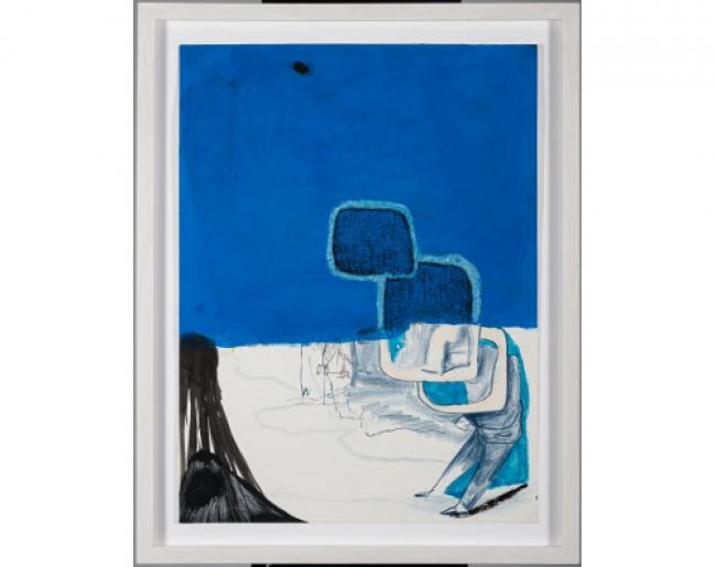 Jorge Queiroz – Imagen cortesía de 3+1 Arte Contemporânea