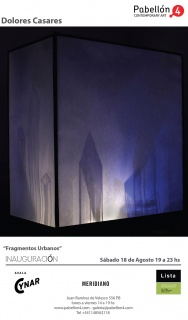 Dolores Casares. Fragmentos Urbanos