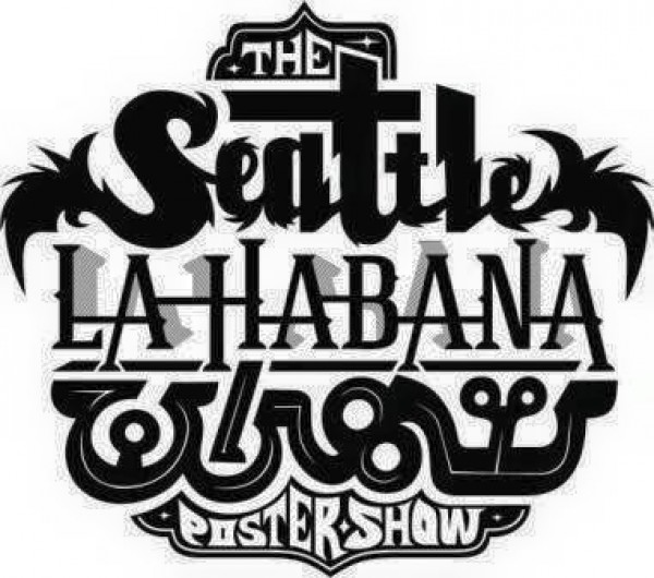 The Seattle-La Habana-Tehran Poster Show