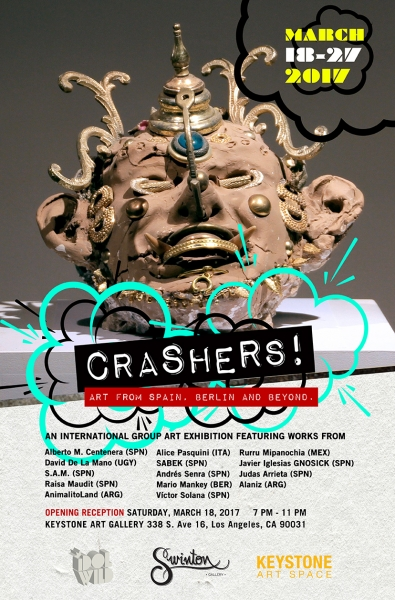 Crashers: Art from Spain, Berlin and Beyond