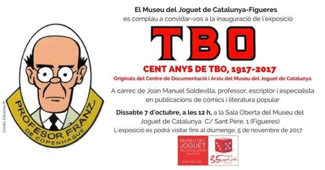 Cent anys de TBO. 1917-2017