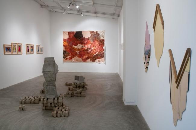 Vista de la exposición Abstracción: Atracción - Foto: Daniel Benaím Ginnari