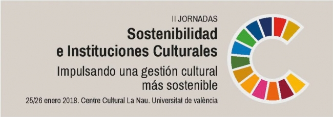 II Jornadas Sostenibilidad e Instituciones Culturales