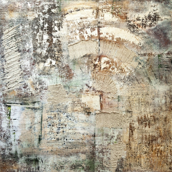 Exedra | Ir al evento: 'Ancestor'. Exposición de Pintura en Antonio de Suñer / Madrid, España