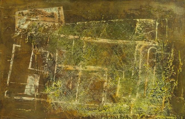Praetertum Tempus | Ir al evento: 'Ancestor'. Exposición de Pintura en Antonio de Suñer / Madrid, España
