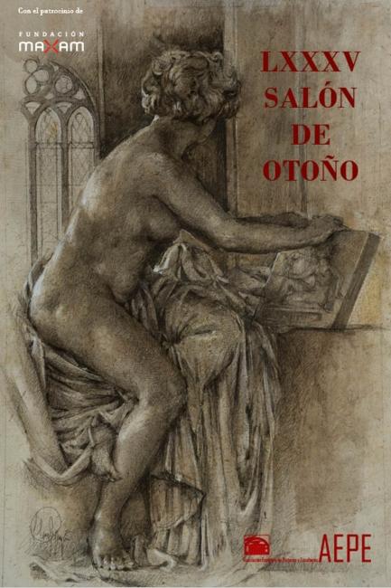 85 Salón de Otoño de la Asociación Española de Pintores y Escultores [Cartel realizado por Luis Javier Gayá Soler]