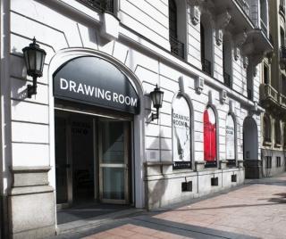 Calle Velázquez nº12, sede de la primera edición de Drawing Room. Fotografía de Leandro Betancor. Cortesía Drawing Room