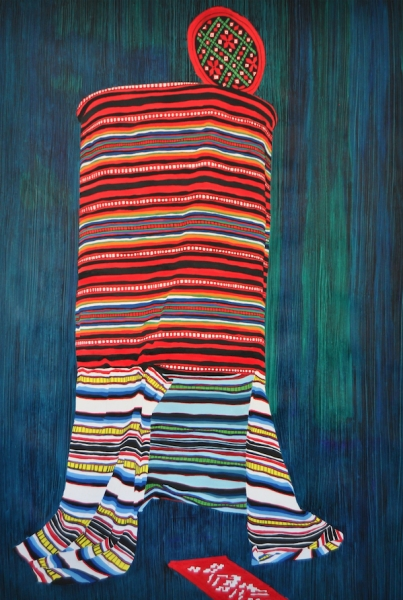 Almudena Fernández Ortega Seti (Pintura), - 1º Premio