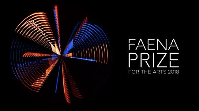 Premio Faena a las Artes 2018