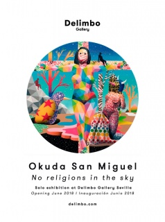 Okuda San Miguel. No religions in the sky