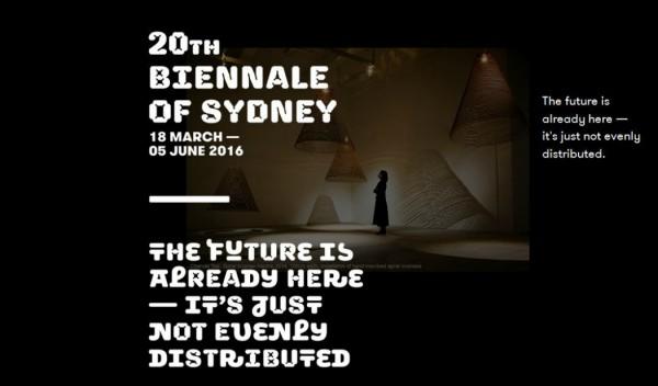 Cortesía Bienal de Sídney 2016