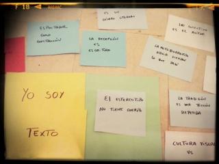 Ir al evento: 'Yo soy texto. Libros de artista y autobiografía'. Exposición de Artes gráficas, Artesania, Escultura en Sociedad Cervantina / Madrid, España