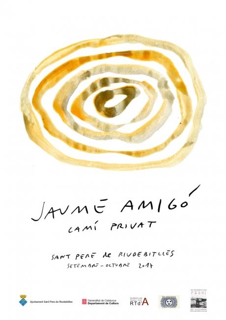 Jaume Amigó. Camí Privat