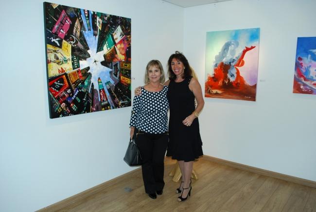 Carla Mourão e Cristiane Ometto