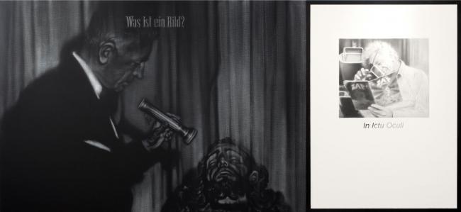 Chema López. ¿Qué es la imagen? Un abrir y cerrar de ojos, 2016 – Cortesía del Museo ABC