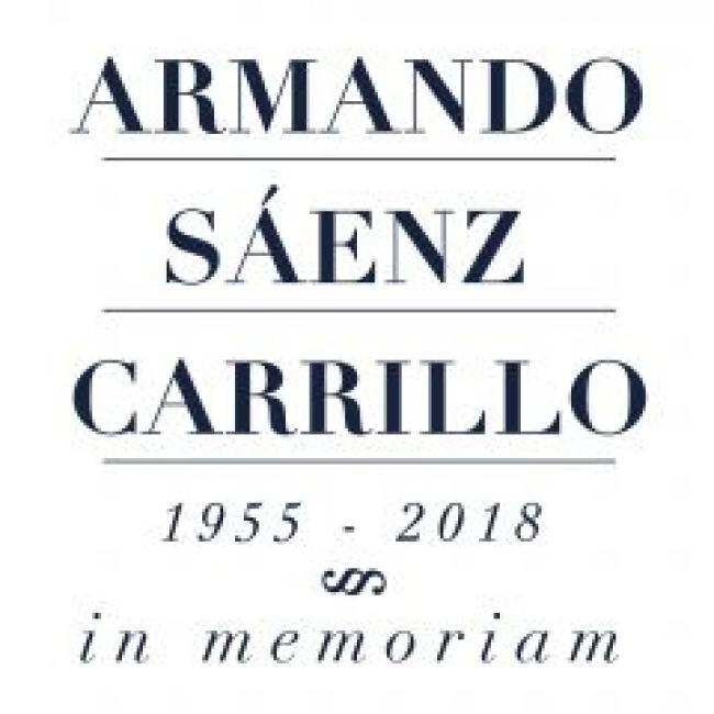 Armando Saénz Carrillo 1955-2018
