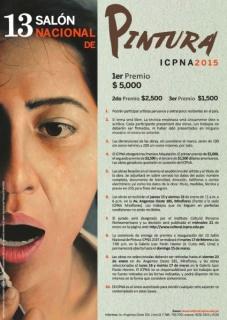 13 Salón Nacional de Pintura ICPNA 2015
