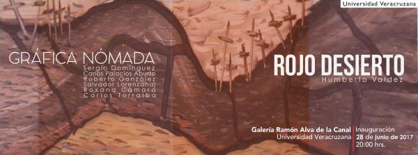 Rojo desierto