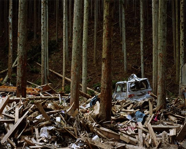 Naoya Hatakeyama, Abril 4, 2011 – Cortesía del artista. FotoMéxico 2017