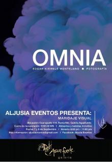 Omnia. Imagen cortesía Aguafuerte Galería