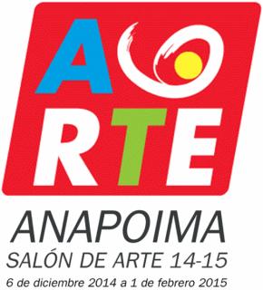 Salon de Arte Anapoima 14-15