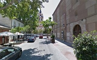 Casa de la Entrevista. Alcalá de Henares. Cuando la nieve quema. Gil-Lledó-Rabzas-Varas